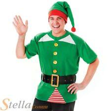 JOLLY ELFE Déguisement Kit Unisexe Noël pour hommes femmes assistant