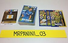 FIFA 365 2017 -Panini Adrenalyn- Team Mate SET Completo 66 Cards UPDATE EDITION