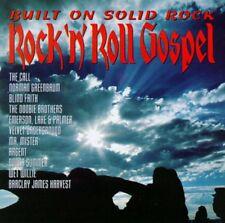 Built on Solid Rock: Rock n Roll Gospel - CD