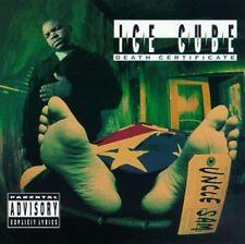 Ice Cube - Death Certificate [New CD] Explicit