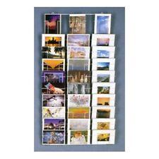 Porta Cartoline 10x15 cm da Parete con 30 tasche