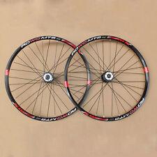 New MTB Road Bike Ultra Light Sealed Bearing 700C Wheels Wheelset 1630g Rims