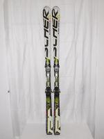 NEU FISCHER FS11 SKi Alpin  Bindung in Gelb-schwarz Farbe Alpin OVP Skisport & Snowboarding