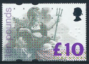 1993 GB £10 BRITANNIA FINE MINT MNH SG1658