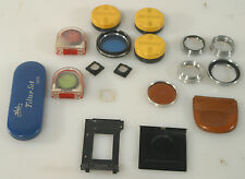 Filters, Adapters, Cases-Misc Lot-Series,Kodak