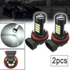 2x H11 H8 LED XENON RIGHT FOG LIGHT ERROR FREE 2835-42SMD USEFUL CANBUS FOGLIGHT