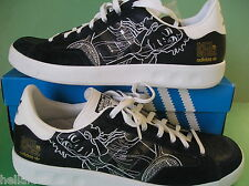 RARE~Adidas NASTASE MASTER VS STAN SMITH superstar Tennis Shoe gazelle~Mens sz 9