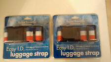 "Luggage strap Expandable ID  Fits Cases up to 72"" Samsonite REDUCED!!!"