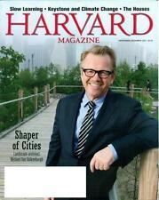 Harvard University Alumni Magazine, Harvard College, 2013. Bill Gates story. NEW