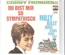 CONNY FROBOESS - Du bist mir so Sympathisch