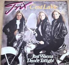 "7"" 1981 RARE ! TRIX : C´est La Vie // VG+ ? \"