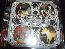 Dukes Of Windsor Foxhunt Rare Debut 6 Track CD E.P