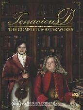 Tenacious D - The Complete Masterworks (DVD, 2003)