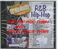Top Hits Monthly Country, Pop, R&B Hip Hop And Rock Karaoke Cdg'S $6.99 Each