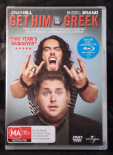 Get Him To The Greek - Jonah Hill, Russell Brand - DVD - Region 4