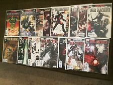 War Machine 1, 2-12 Complete Set w/ Variants Near Mint Plus (9.6) NM+ or Better
