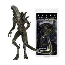"10"" ALIEN XENOMORPH figure ALIENS ISOLATION video game NECA aliens SERIES 6 2015"