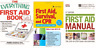 First Aid library collection/bundle