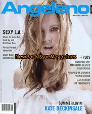 Angeleno 6/06,Kate Beckinsale,Hill Harper,June 2006,NEW