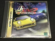 King Of The Spirits 2 For Japanese Sega Saturn System  *USA Seller*