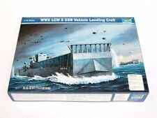 Trumpeter 07213 1/72 USN LCM-3 Vehicle Landing Craft