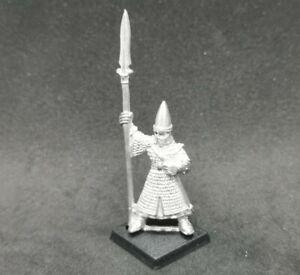 High Elf Spearman Metal OOP 1991 Warhammer Fantasy