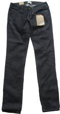 Haikure Jeans Femmes peperina slim taille 27 Bleu-Noir