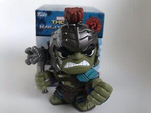 Ragnarok Mystery Mini Marvel Hulk Gladiator Funko Figure