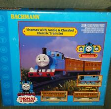Thomas & Friends with Annie & Clarabel HO Scale Electric Train Set Bachmann