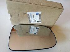 Opel Original Corsa C Tigra B Außenspiegel Spiegelglas (elektrisch & beheizt)