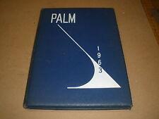 1963 Servite Hiigh School anaheim ca YEARBOOK