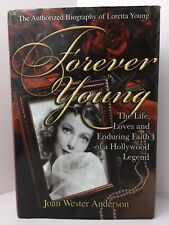 Forever Young Authorized Biography Of Loretta Young Hardcover