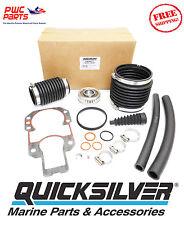 Quicksilver Mercruiser Alfa i R Mr Scarico Mantice Sigillare Kit Riparazione OEM