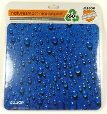 30182 ALLSOP NatureSmart Mouse Pad (Raindrop)