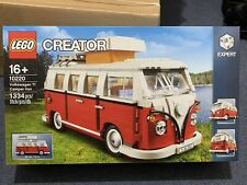 LEGO 10220 - Volkswagen VW T1 / T2 Camper Van (Now Retired) New & Perfect!
