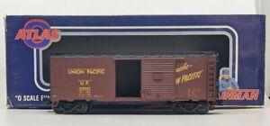 Atlas 0509-2 O Union Pacific 40' Sliding Door Box ar #105067 [3Rail] EX/Box