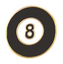 Tavolo da biliardo 8 Ball Pin Badge p202