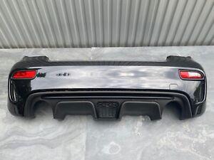 TOP&ORIG Abarth 500 595 ab 2016 Stoßstange hinten Diffusor Rear Bumper