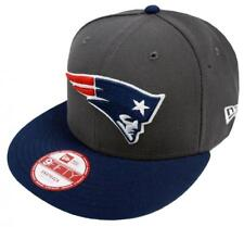 New Era New England Patriots Graphite Snapback Cap S M 9fifty Limited Edition