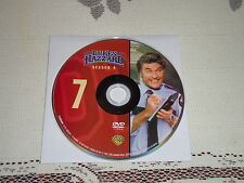 Mint REPLACEMENT Disc 7 The Dukes of Hazzard Season 4, Single DVD only