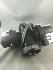 LG WASHING MACHINE  DUAL DRAIN PUMP 5859ER1002M WD14060D6 WD-1457RD  WD-1470FD