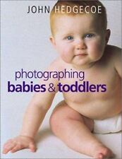 Book, HBDC Photographing Babies Toddlers Hedgecoe Growth Haircut Tooth Smile