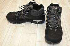 Merrell All Out Blaze 2 Mid WP Hiking Shoes - Men's Size 10 - Black