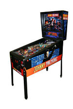 "1995 Williams "" Johnny Mnemonic "" pinball machine -Great condition"
