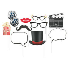 Hollywood Film Movie Night Party foto Puntelli Photo Booth Feste foto oggetti di scena