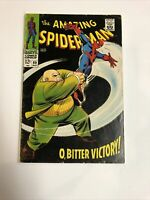 Amazing Spiderman (1968) # 60 (VG) | Kingpin App !