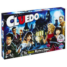Cluedo The Classic Mystery Board Game 38712- New