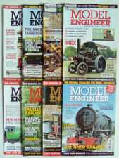 MODEL ENGINEER MAGAZINE Volume 209 Number 4438 - 4445 September 2012 - Dec 2012