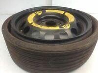 04-17 Volkswagen Touareg 17X6-1/2 Wheel Rim Spare Pace Master 195/80/17 Z