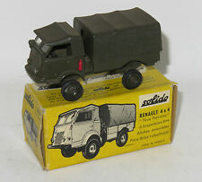 1/43 Solido Made in France   Renault 4 x 4  All Terrain